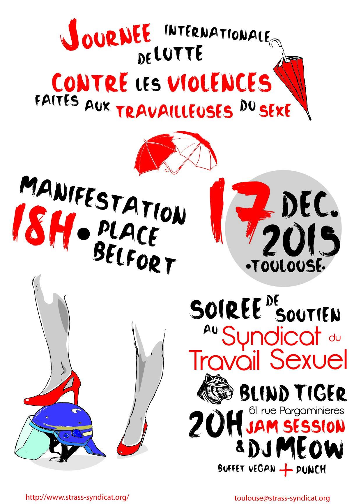 Affiche 17 Décembre 2015 Toulouse Final   2