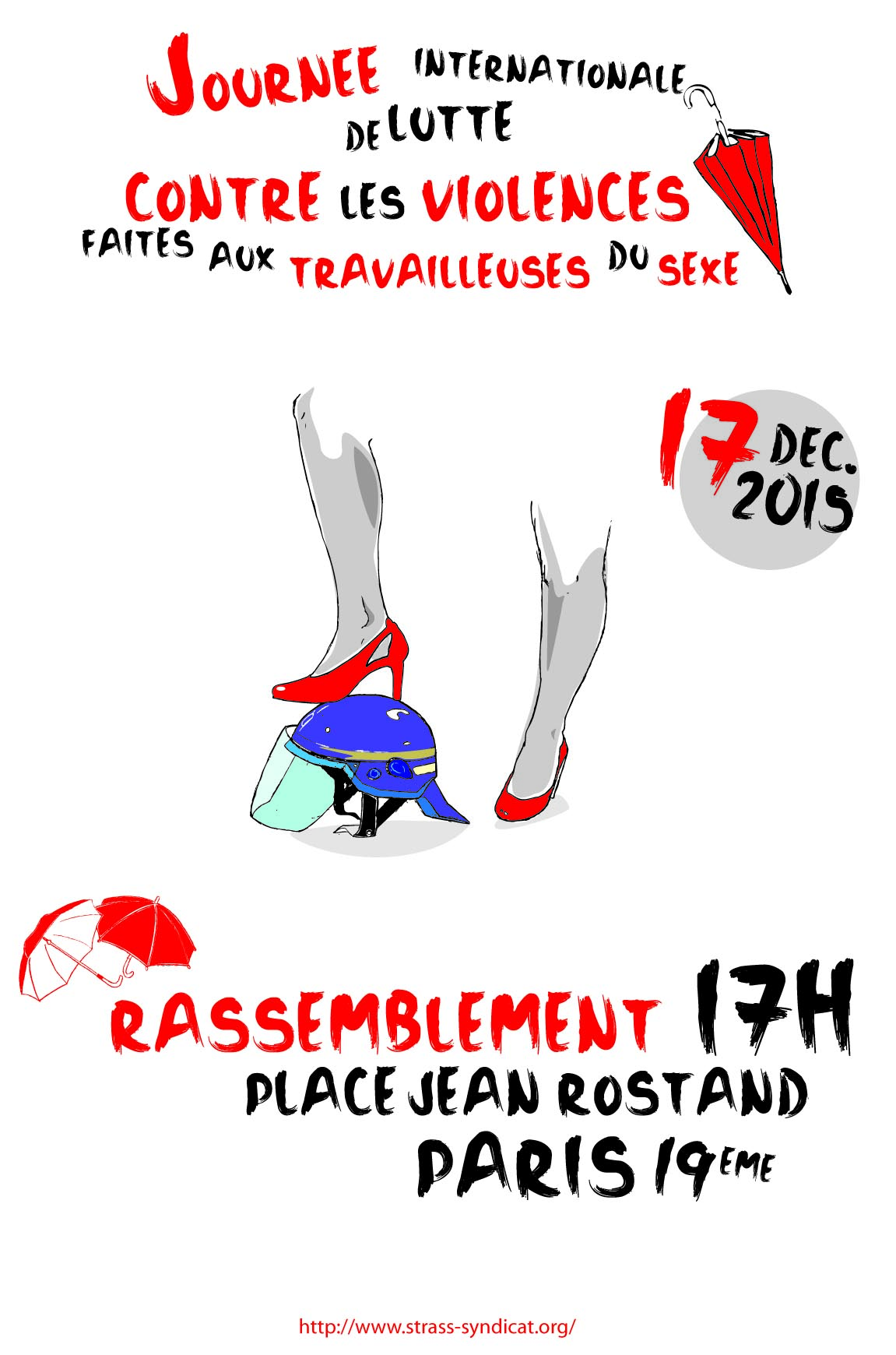 Affiche 17 Décembre 2015 Paris Final