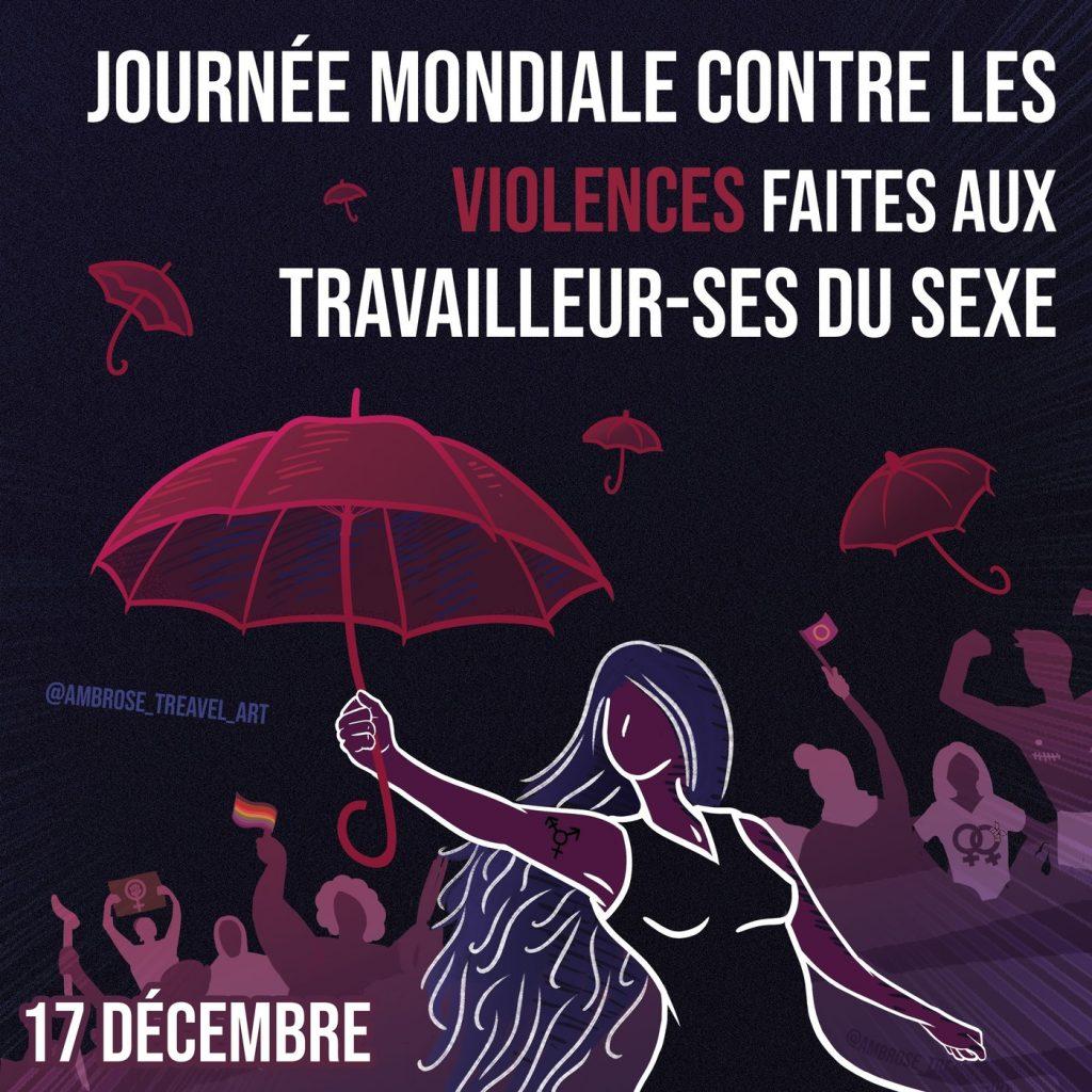 Liste des rassemblements contre les violences aux travailleuses du sexe partout en France