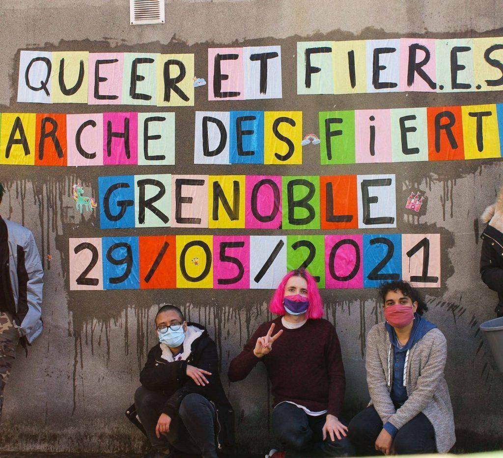 Discours du STRASS à la Pride de Grenoble